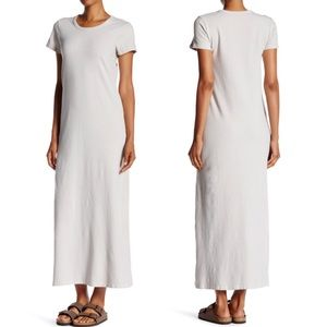 NWT James Perse Voluminous T-Shirt Maxi Dress